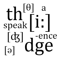 Pronuntie in engleza